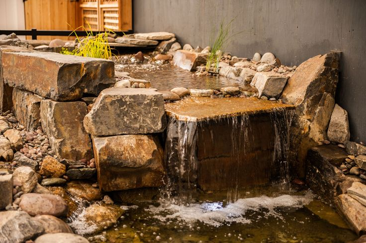 Thinking of a water feature for your backyard? We have the knowledge an expertise to select the right design for your yard.