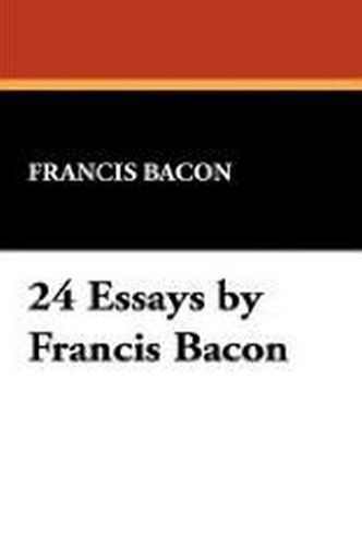 of study essay by francis bacon An analysis of the essay of studies by sir francis bacon pages 1 words 520 view full essay more essays like this: sir francis bacon, of studies, use of studies.