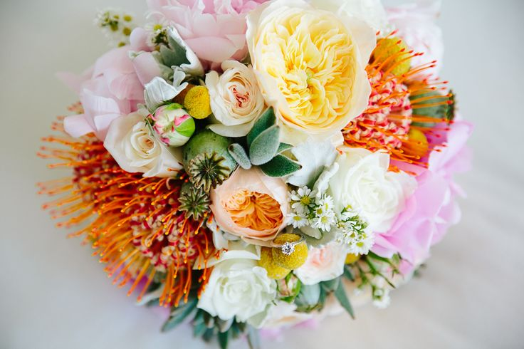 Stunning flowers! Hervey Bay Wedding Photographer - Sarah Whyte Photography.
