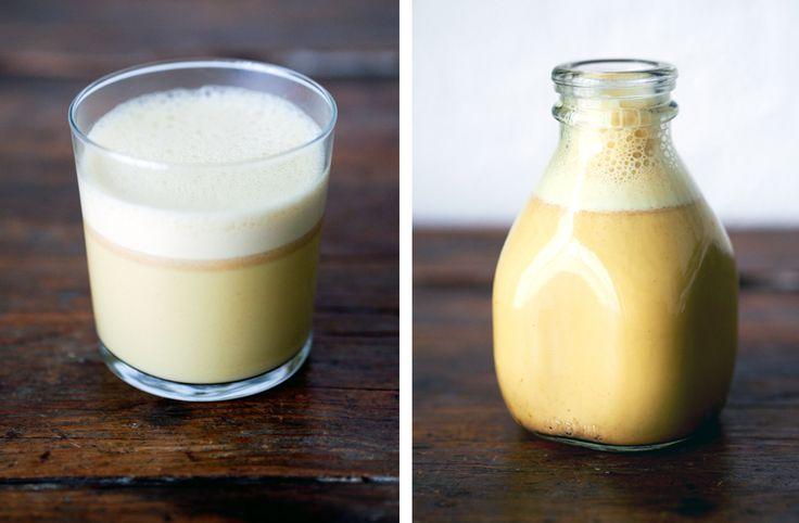 Złote Mleko – Napój Bogów