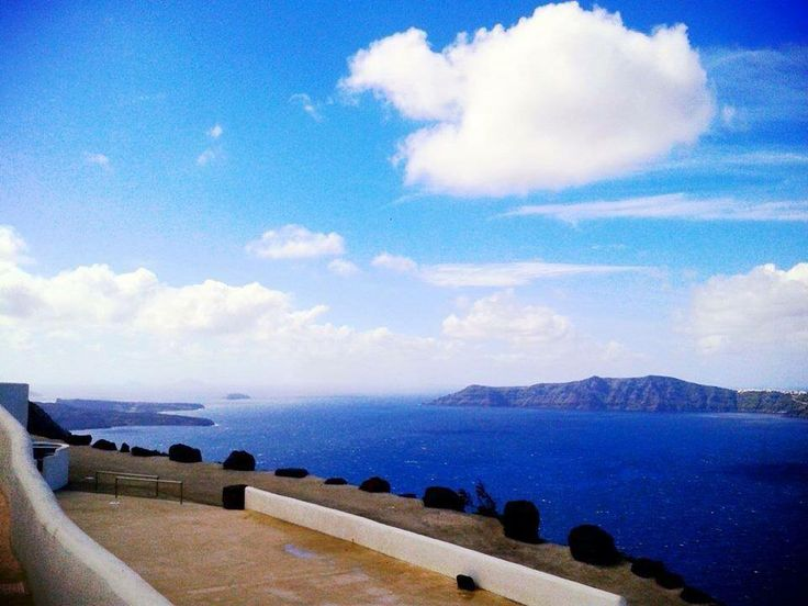 Discover summer blue here... @ Rocabella deluxe suites & spa Santorini !!!