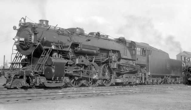 The Milwaukee Road Classes F6 And F6 A Comprised Twenty