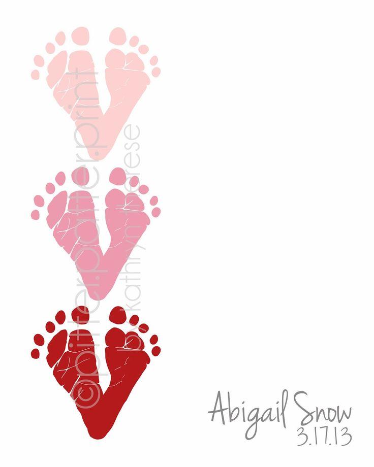 Valentine's Day Baby Gift Idea.
