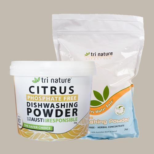 Citrus Dishwashing Powder