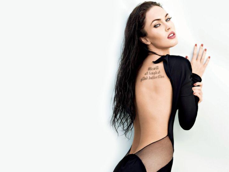Megan Fox Hot Girls