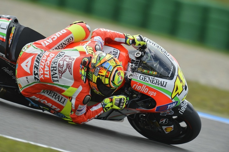 Valentino Rossi 2012