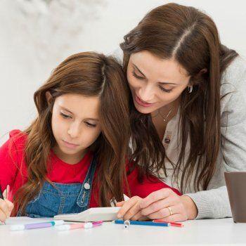 Cómo enseñar a un niño a hacer esquemas.