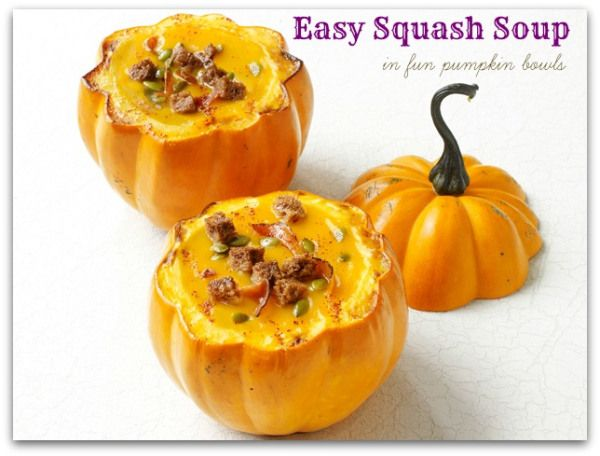 how to make pumpkin soup without blender