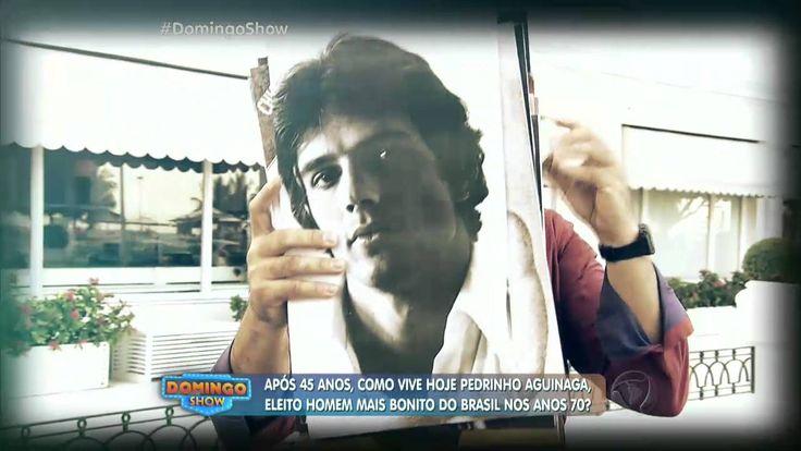 Descubra como está o homem mais bonito do Brasil nos anos 80