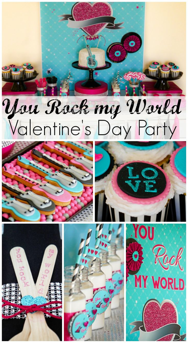 70 best Valentines Day Party Ideas images on Pinterest ...