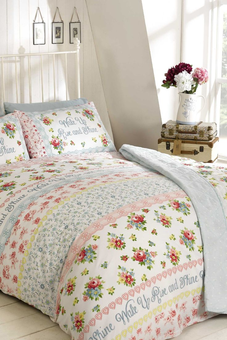 73 best Bedding Sets images on Pinterest | Aqua, Bhs and Botanical ... : bhs quilted bedspreads - Adamdwight.com