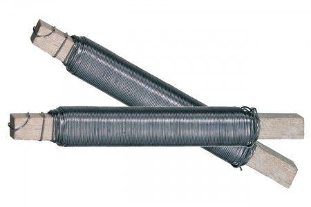 Bindedraht Zink für Rohrschalen Rohr Isolierung 100 g