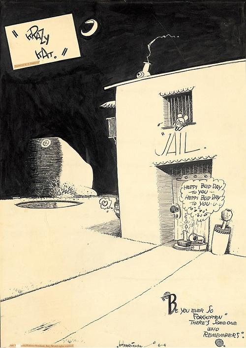 Krazy Kat. Dcember 27, 1942