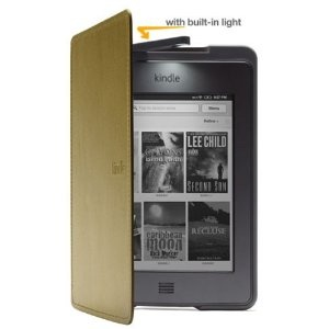 Amazon Kindle Touch Lighted Leather Cover, Olive Green --- http://bizz.mx/ggmLights Leather, Amazon Kindle, Kindle Paperwhites, Lights Covers, Leather Covers, Kindle Touch, Touch Lights, Kindle Stores, Fit Kindle