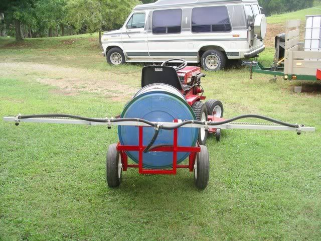 Home Made Sprayer Mytractorforum Com The Friendliest