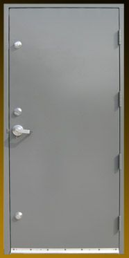 Tornado & Storm Shelter Doors - FEMA 320 Doors, Tornado Shelter Doors, Storm Shelter Door, Safe Room Doors by Securall