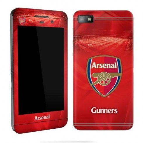 Arsenal F.C. BlackBerry Z10 Skin