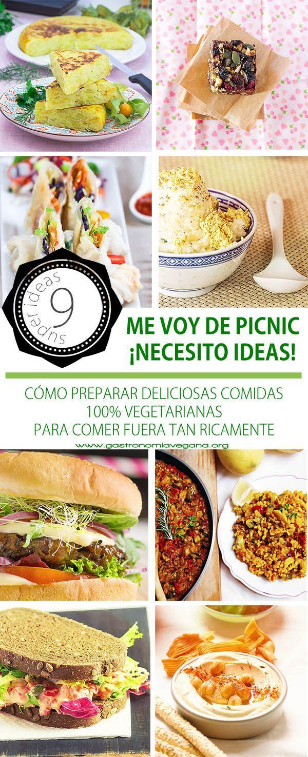 ideas y recetas para comida