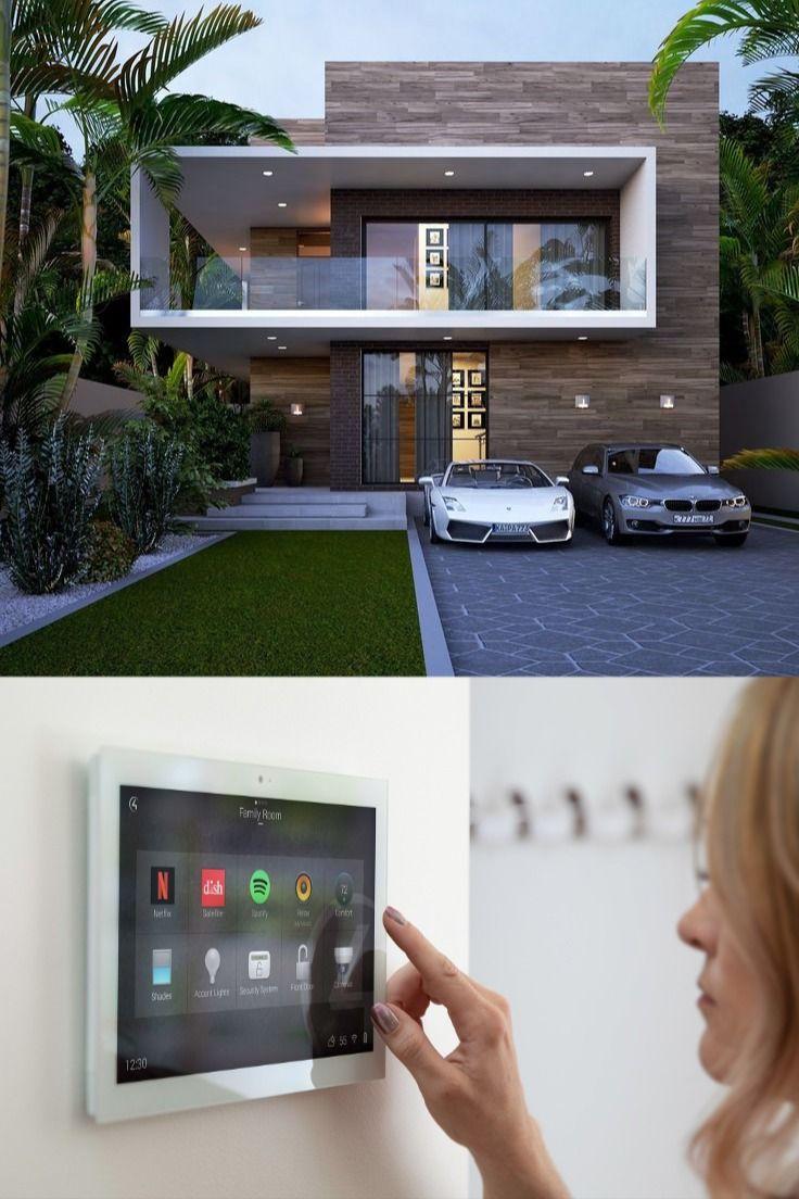 Fachadas Casas Contemporaneas Modernas