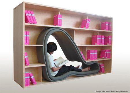 Cool Bookcase Ideas best 25+ creative bookshelves ideas on pinterest | cool