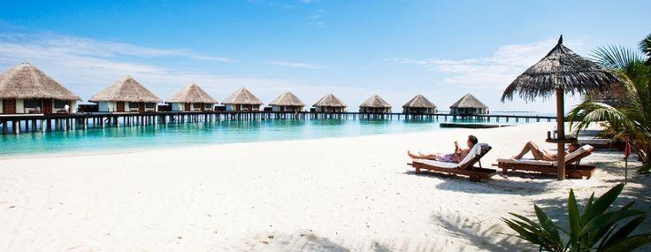 Surfresort Malediven - PURE Surfcamps