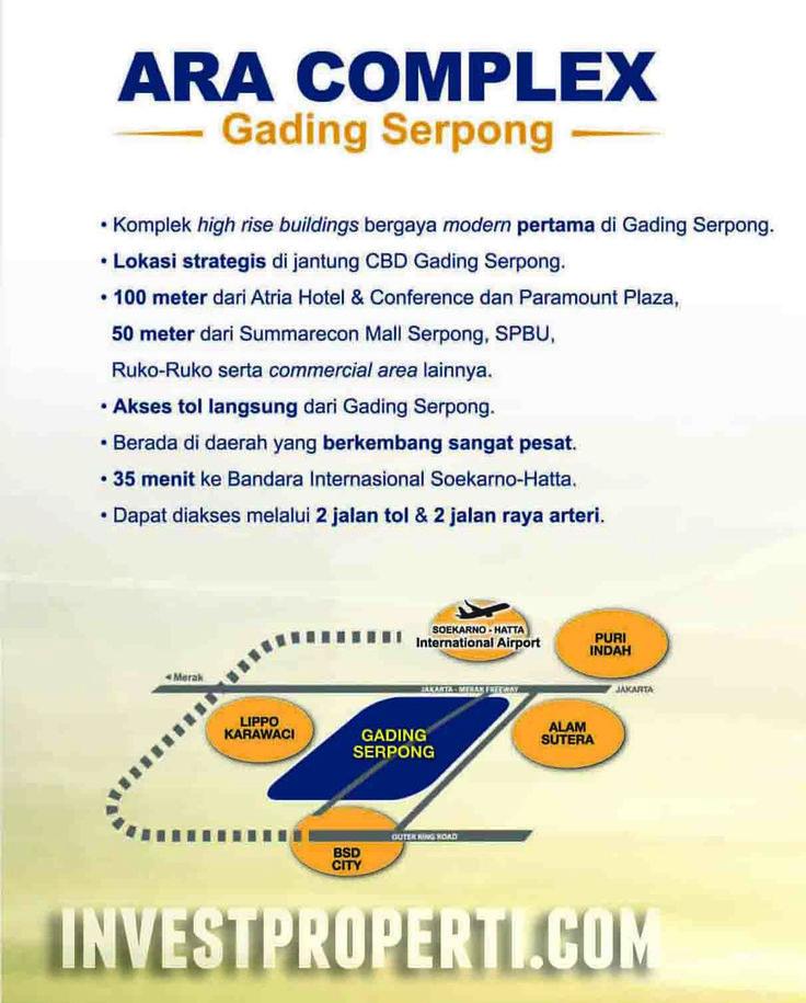 Ara Complex Gading Serpong