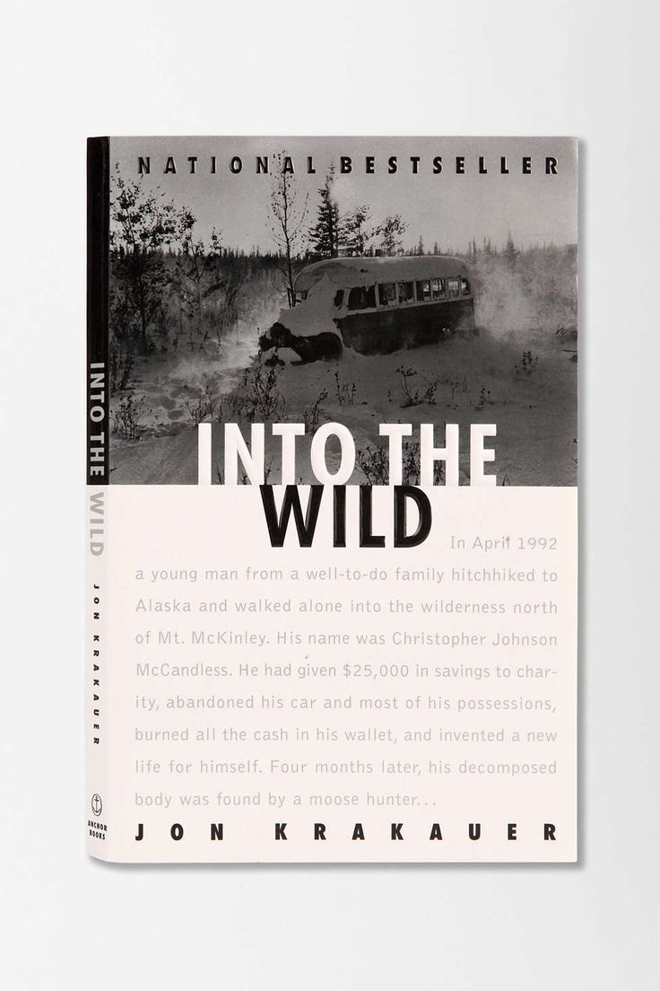 a book analysis of into the wild by jon krakauer Complete study guide for into the wild by jon krakauer free chapter summaries, character descriptions, study questions and more.