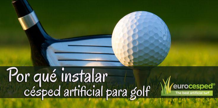 Hole in one! Por qué deberías instalar césped artificial para golf. - http://www.eurocespedartificial.com/blog/hole-in-one-por-que-deberias-instalar-cesped-artificial-para-golf/