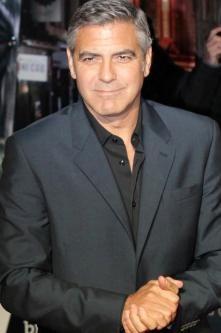 George Clooney Tops British Housewives Fantasies