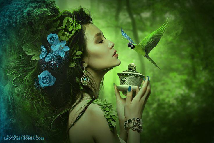 Elixir of Life by Lady-Symphonia.deviantart.com