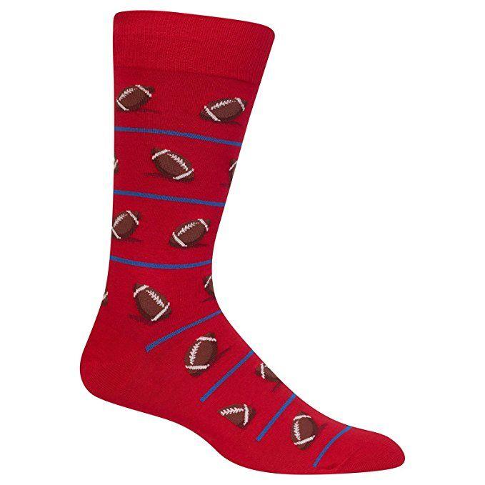 Hot Sox Men's Football Sock
