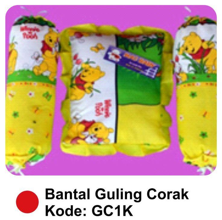 Product Bantal Guling Corak GB1K - Mac Baby Konveksi Perlengkapan Bayi Bandung