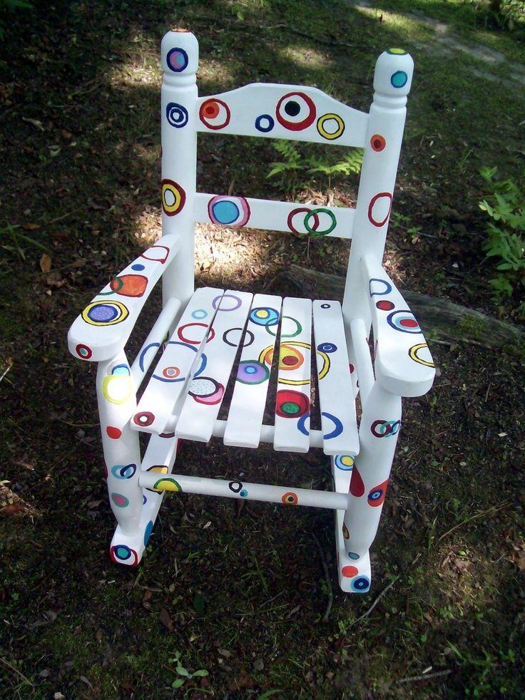 Bench painting idea
