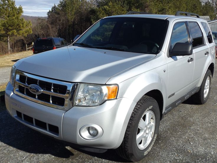 2008 Ford Escape XLT: $4,150.00