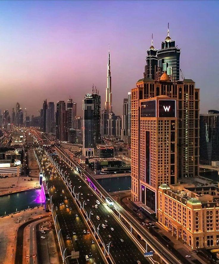 W Dubai