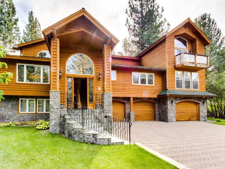 Heavenly luxury lodge vrbo sleeps 16 6 bedroom lake