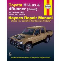 Toyota Hilux & 4Runner LN Series Diesel  1979-1997 with MPN HA92736