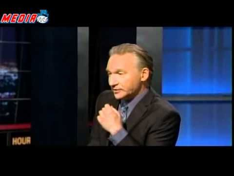 Bill Maher To Muslim Rep. Keith Ellison: The Qur'an Is A 'Hate Filled Ho... People are Warning US and we are not listening....