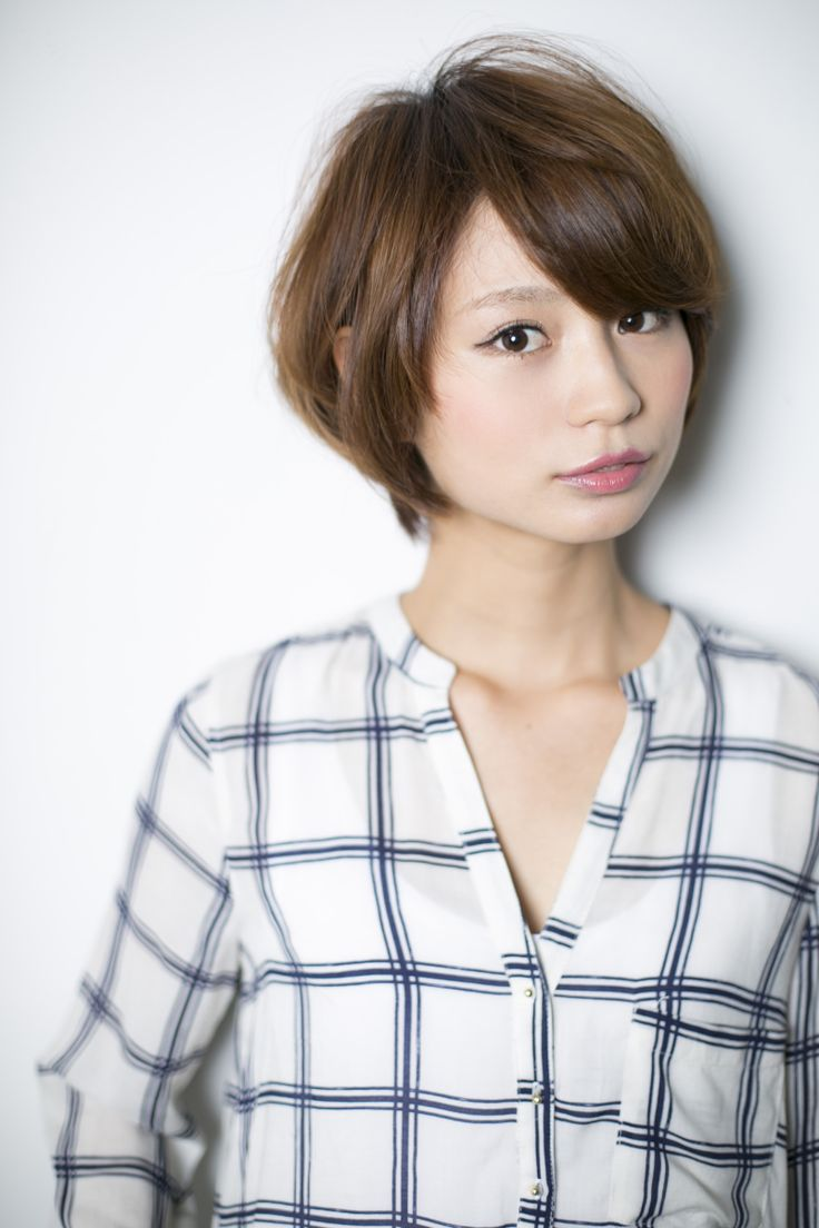 360度どこから見てもキレイな大人ショート 2014 髪型 の画像|GARDEN TOKYO 美容室 店長Jyo 島崎譲の黄金日記(ブログ)