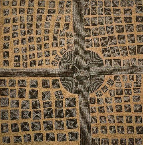 Morris Gibson Tjapaltjarri: Gibson Tjapaltjarri, Patterns Design, Morris Gibson, Tjapaltjarri Sources, Design Art, Established Artists, Aboriginal Tjapaltjarri, Palya Art, Aboriginal Art