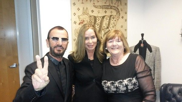 Exclusive: Beatles' Ringo Starr and 'Good Ol' Freda' reunite at auction preview