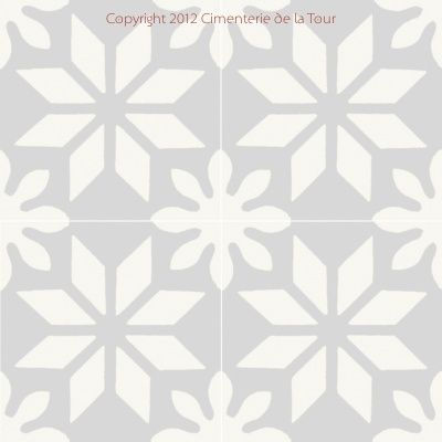 Nos Motifs   carreaux de ciment   Carreaux de ciment et carrelage Cimenterie de la Tour: carreau fait main