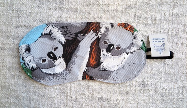 A personal favourite from my Etsy shop https://www.etsy.com/au/listing/561830376/eye-mask-sleeping-mask-travelling-mask