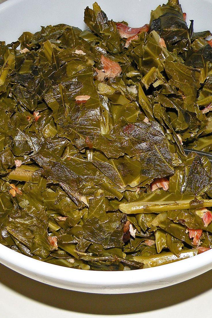 recipe: simple collard greens recipe vinegar [32]