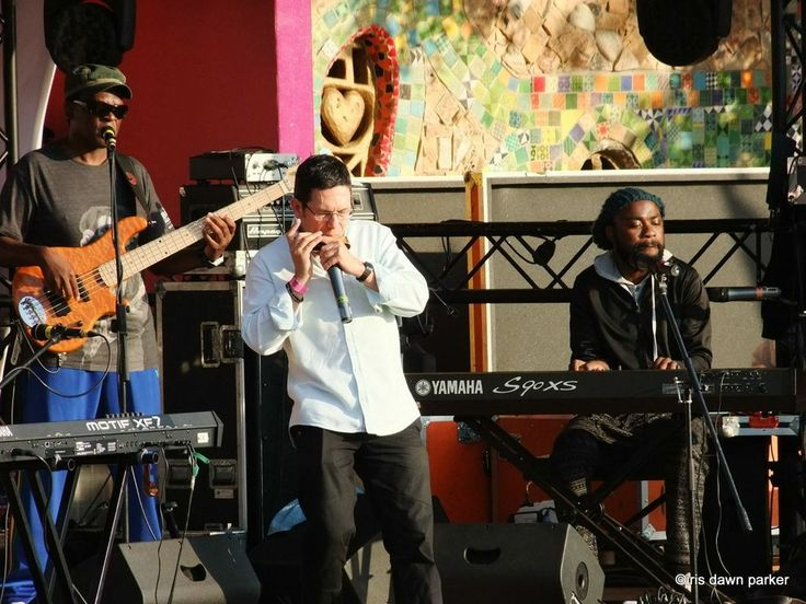 Catch Award-winning Jazz harmonica and keyboard player Adam Glasser on Dinaledi Stage from 7:30pm - 8:30pm  on 24/08/13. Tickets for this stage are R450. Follow this link and book NOW! www.joyofjazz.co.za/