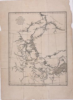 Map Of Ossiniboia Territory 1814 By State Historical Society Of North Dakota Via