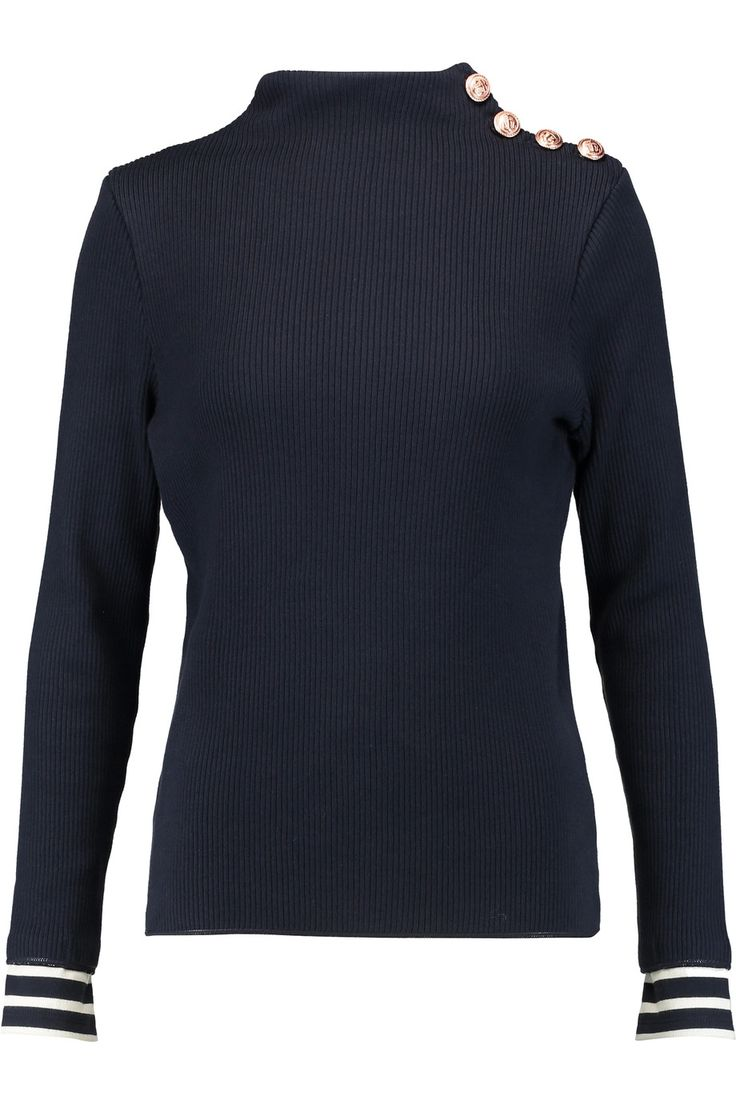 Shop on-sale Petit Bateau Cotton ribbed cotton sweater. Browse other discount designer Tops & more on The Most Fashionable Fashion Outlet, THE OUTNET.COM