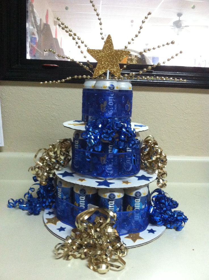 Corona Beer Cake Gift Ideas Pinterest Birthdays