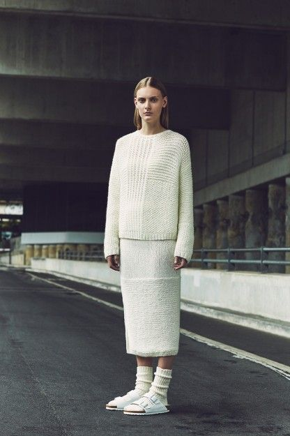 lala Berlin x Lana Grossa #lanagrossa #wool #knit