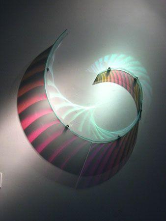 deanne sabeck, magenta spiral